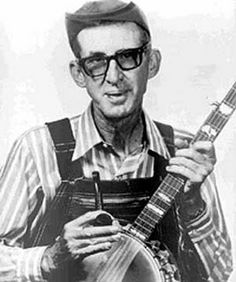 "David ""Stringbean"" Akeman (July 4, 1916-November 10, 1973). Banjo picker, traditional mountain singer. Native of Annville, Jackson County, Kentucky."