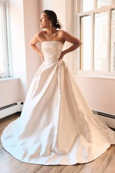 Wonderful Perfect Wedding Dress For The Bride Ideas. Ineffable Perfect Wedding Dress For The Bride Ideas. Princess Wedding Dresses, Modest Wedding Dresses, Cheap Wedding Dress, Boho Wedding Dress, Bridal Dresses, Wedding Gowns, Mermaid Wedding, Princess Bridal, Party Dresses