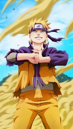 Naruto. Tap to see more anime iPhone HD wallpapers! - @mobile9