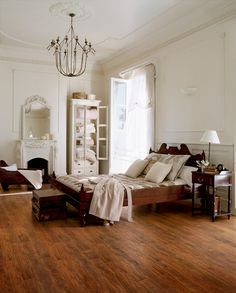 Beautiful Classic Wooden Flooring listed in: rustic Chic Living Room   rustic Living Room Ideas case and rustic Kitchen case