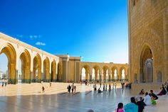 Casablanca, Morocco...I was here!!
