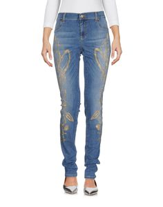 f04a22f6f8b9 Versace Jeans Women Denim Pants on YOOX. The best online selection of Denim  Pants Versace Jeans. YOOX exclusive items of Italian and international  designers ...