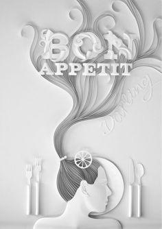 Yulia Brodskaya #typography