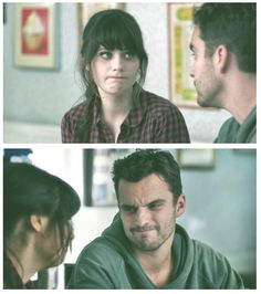 New Girl. Love them.