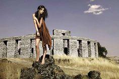 Ancient Grecian-inspired fashion, by Alex Lim  #jetsettercurator
