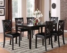 1000 images about dining room furniture on pinterest for 7 piece dining room sets under 1000