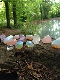 ♥ crystals