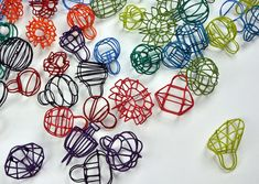 60 rings – 2012 ‹ Polly Horwich – Contemporary Jewellery