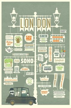 Jim Datz London print via Lady of London (4 January 2013).