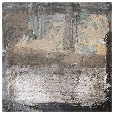 Ubaldo FRANCESCHINISans titre2012Technique mixte sur toile65 x 65 cmSigné et daté en bas à droite