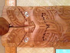 Whakairo ki Ihenga My Past Life, Maori Art, Vintage Cookies, Indigenous Art, South Pacific, New Zealand, Cravings, Letter, Tropical