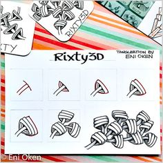 Rixty3D, a tangleation of Rixty