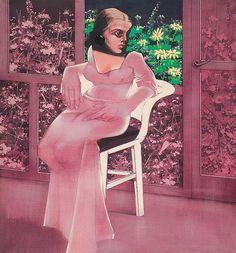 View Sentimental portrait by Janusz Przybylski on artnet. Browse upcoming and past auction lots by Janusz Przybylski. Global Art, Agra, Art Market, Peplum Dress, Portrait, Formal Dresses, Acrylic Canvas, Artwork, Beautiful