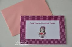 Cartão duplo – Jolie  :: flavoli.net - Papelaria Personalizada :: Contato: (21) 98-836-0113 vendas@flavoli.net