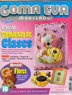 Revistas de manualidades Gratis: Manualidades inicia de clases