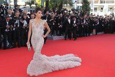 Festival de Cine de Cannes 2012: Eva Longoria de Marchesa