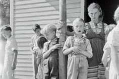 Waste people. Rubbish. Clay-eaters. Hillbillies. Reckoning with the long, bleak history of the country's original underclass.