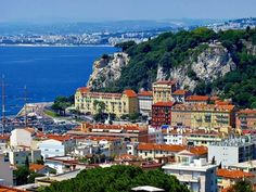 View of Nice, France   #nice #france
