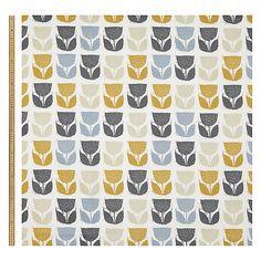 Buy John Lewis Tulips Fabric Online at johnlewis.com