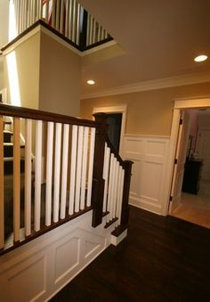 Craftsman Stair In Encinitas   Traditional   Staircase   San Diego   Beach  City Stairs | Building A House: Interior Space Ideas | Pinterest |  Traditional ...