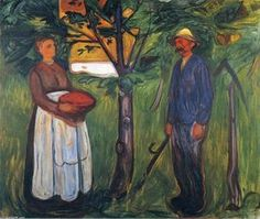 Fertilité - (Edvard Munch)