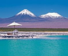 The staff can arrange excursions to Cejar, a nearby salt lake, where guests can swim and dine beneath the snowcapped Andes Tanzania, Architectural Digest, Places To Travel, Places To See, Places Around The World, Around The Worlds, Mount Kilimanjaro, Out Of Africa, East Africa
