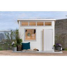 Stockholm, Garage Doors, Shed, Outdoor Structures, Outdoor Decor, Home Decor, Lean To Shed, Interior Design, Home Interior Design