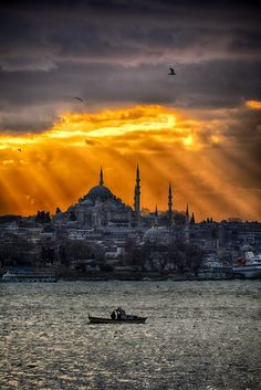 İstanbul Süleymaniye Mosque.