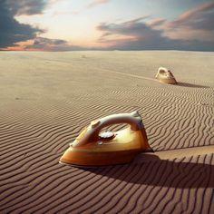 Sickland - Le monde étrange et surréaliste de Dariusz Klimczak - surreal landscape photographs
