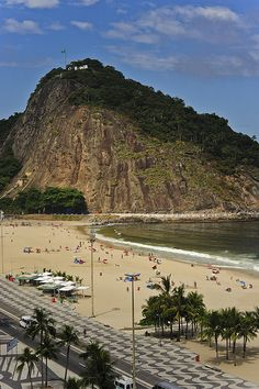 Copacabana - Rio de Janeiro, Brazil