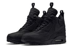 a154375a9a12 Nike Air Max 90 Winterized Sneakerboot