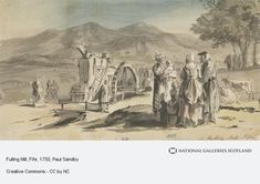 Paul Sandby Gallery Of Modern Art, Traditional Landscape, Pen And Watercolor, National Portrait Gallery, Tower Of London, Drawings, Artist, Artwork, Painting