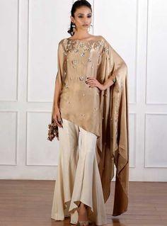 Pakistani Dress Design, Pakistani Outfits, Indian Outfits, Stylish Dresses, Fashion Dresses, Fashion 2017, Stylish Dress Designs, Indian Designer Wear, Indian Dresses