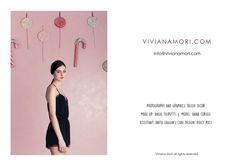 Viviana mori Lookbook - Spring Summer 2016
