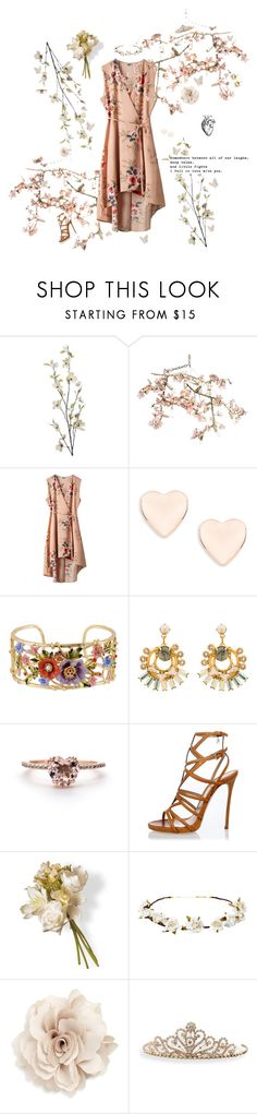 """Lost my heart"" by indigochameleon ❤ liked on Polyvore featuring Pier 1 Imports, Canopy Designs, Ted Baker, Les Néréides, Elizabeth Cole, Love Quotes Scarves, Dsquared2, National Tree Company, Cult Gaia and Cara"