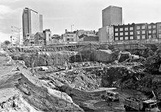 Construction du tunnel Dufferin, en 1976 | D'hier à aujourd'hui | Actualités | Le Soleil - Québec
