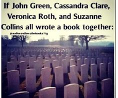 And don't forget about J. K Rowling, Rick Rordan, James Dashner and George R. R. Martin