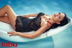 Imagini - ANDREEA MANTEA – mai sexy decat atat nu se poate! Pictorial TABU