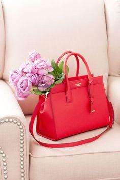 @asliceofstyle's kate spade new york cameron street candace handbag