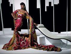 Style Gourmand: Vlisco: Beautiful African Wax Fabrics