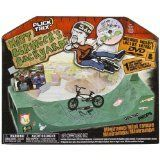 Flick Trix Matt Beringer's Backyard Miniramp With Bonus Dvd, 2015 Amazon Top Rated Finger Boards & Finger Bikes #Toy