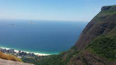 Pedra bonita,Rio de Janeiro,Brasil #melhorlugardomundo#amo#incrível😍