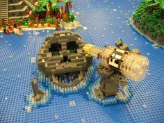 LEGO Dinosaur at Brickworld Chicago 2012