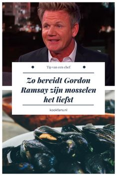Gordon Ramsay, Other Recipes, Food And Drink, Cooking Recipes, Fish, Healthy, Holland, Dressing, Sea