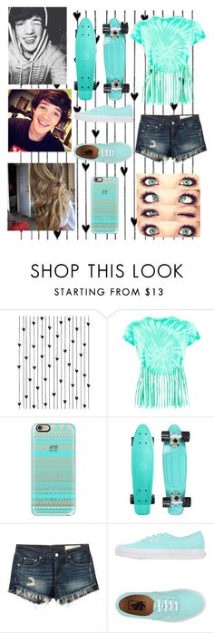 """""""Aaron Carpenter"""" by samy-101 ❤ liked on Polyvore featuring interior, interiors, interior design, home, home decor, interior decorating, Camp, Casetify, rag & bone/JEAN and Vans"""