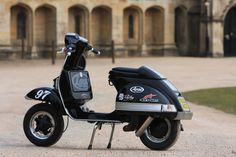 The timeless Vespa PX » Road Tests » 2Commute