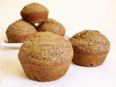 DeNIKAtessen - Recetas de Cocina: Muffins de Salvado de Avena (Oat Bran Muffins)