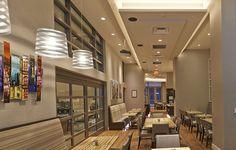 Homewood Suites Lighting Design | Lighting Designer: Brett Malak | USAI Lighting