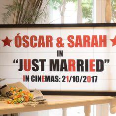 Cartel de cine personalizado para tu boda, evento, hogar o local - Leloup Barcelona