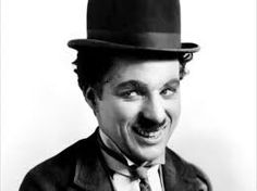 Charlie Chaplin lavede stumfilm.